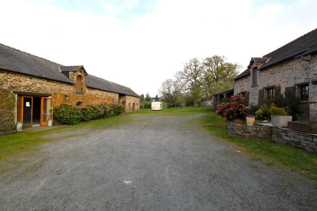 Immobilier plechatel a vendre vente acheter ach maison plechatel 3547 - Corps de ferme renove ...